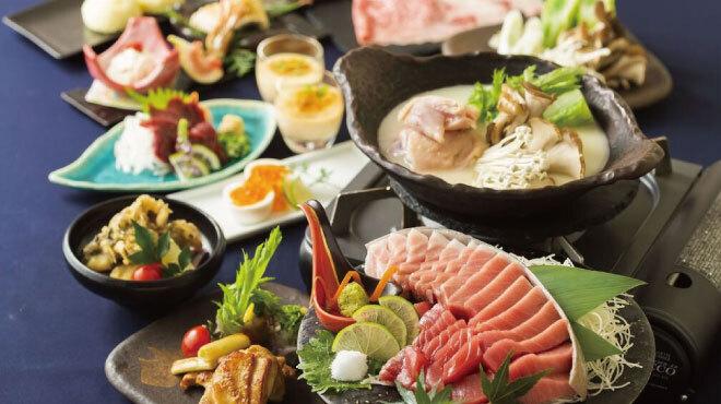 全席個室 居酒屋 九州和食 八州 - メイン写真: