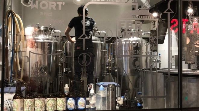 自家製ソーセージ&できたてビール酒場 T.S.Brewery - メイン写真: