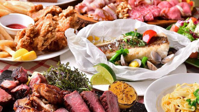 薪焼き肉バル Crackle - 料理写真:2020年歓送迎会コース