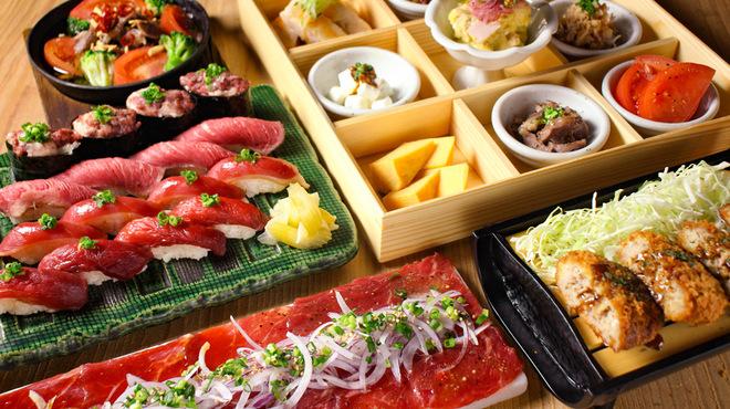 肉寿司 - メイン写真:
