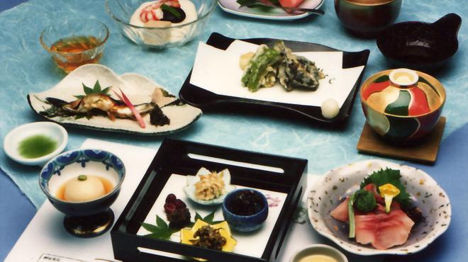 貴船 仲よし - 料理写真:竹コース 8750円