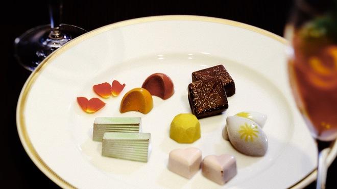 Lounge & Bar 1867 - 料理写真:Mariage du Chocolat