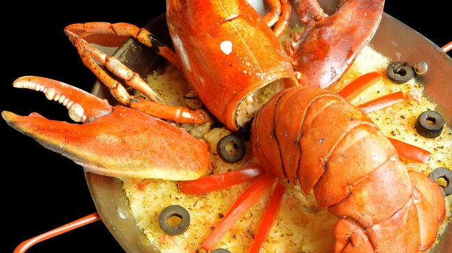 八重洲さくらst. 海老バル リッチパクチー - 料理写真: