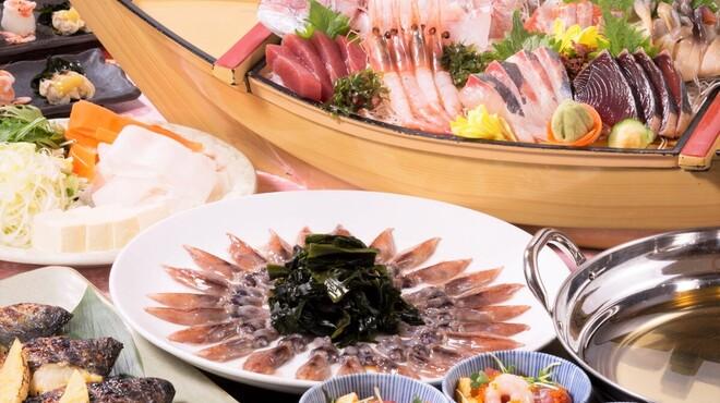 魚や一丁 - メイン写真: