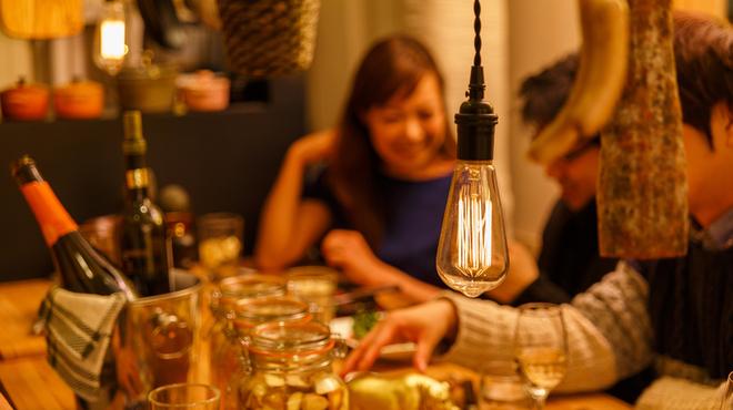 mosh kitchen - メイン写真: