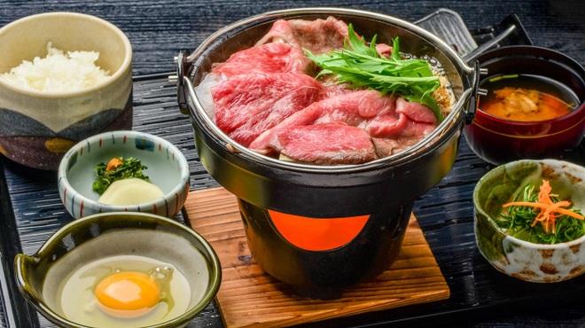 米沢牛黄木 牛鍋おおき  - メイン写真: