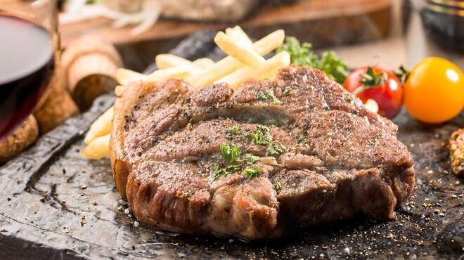 個室 肉バルVS魚バル DESIGN FOOD MARKET - メイン写真: