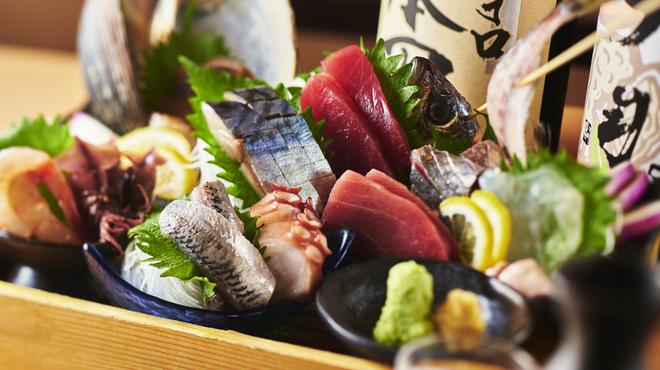 魚と酒 はなたれ - 料理写真: