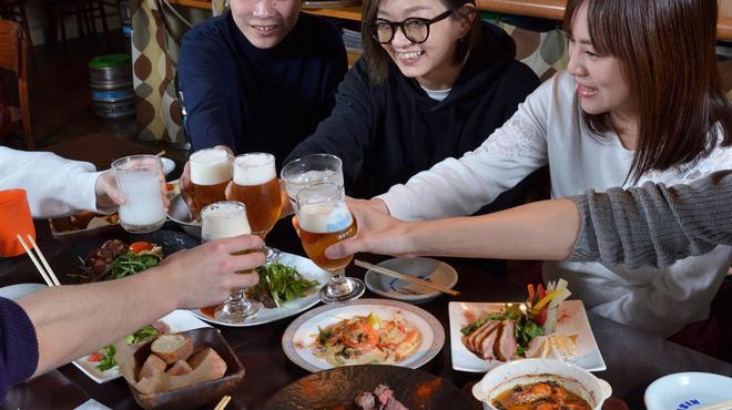 極上赤身肉のステーキと15種類のクラフトビール Beer House KISH - メイン写真: