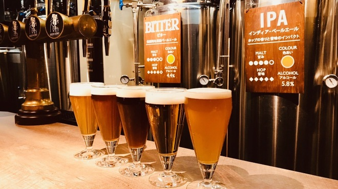 浅草ビール工房 - メイン写真: