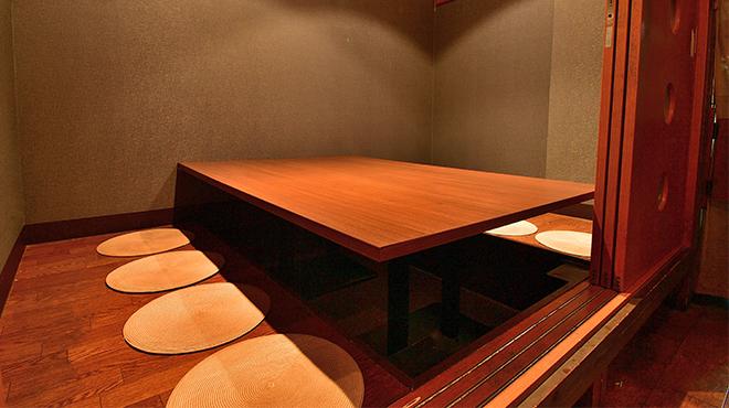 和洋ダイニング みのり家 - メイン写真:ほりごたつ個室
