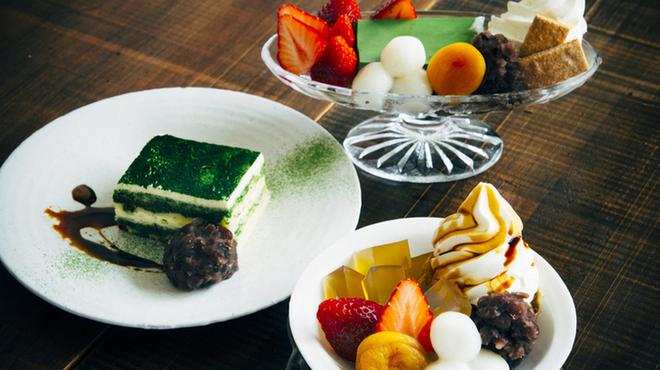 AKOMEYA食堂 - 料理写真:こだわりの和スイーツ