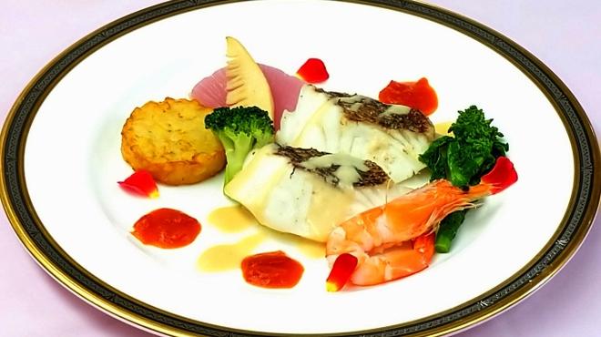 西武特別食堂 ホテルオークラ - 料理写真: