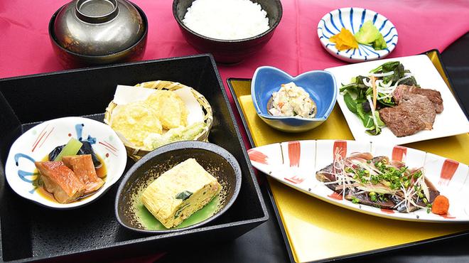 味喰笑 - 料理写真:料理長おすすめ!4月の東山御膳1,500円(税込)