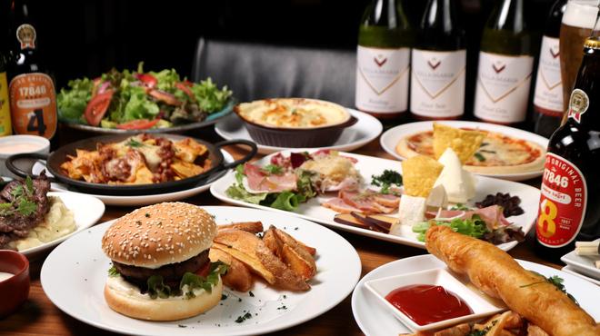 浅草ビアホール D's diner - メイン写真: