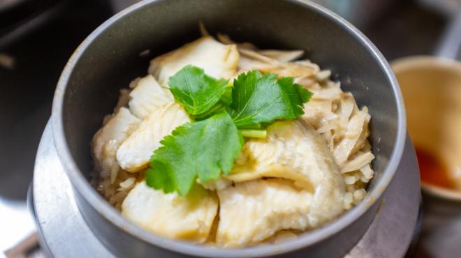日本酒と鮮魚と釜飯 太公望ほっぺち - メイン写真: