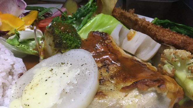 Roji菜園テーブル - 料理写真:Roji菜園プレート