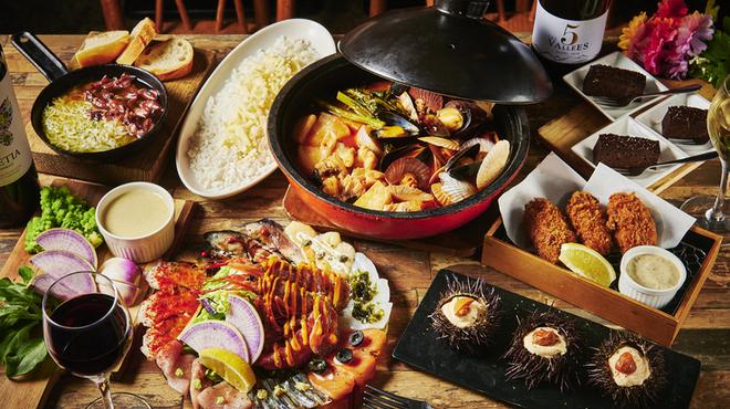 魚とワイン hanatare - メイン写真: