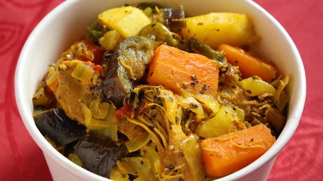 モロッコ タジンや - 料理写真:テイクアウト限定 ハルドゥラライス