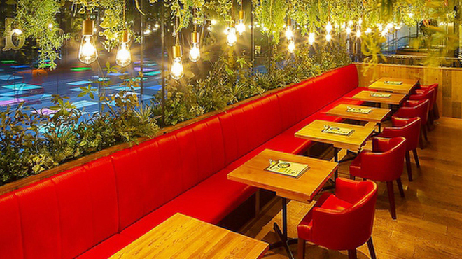 Botanical Garden SARU CAFE - メイン写真: