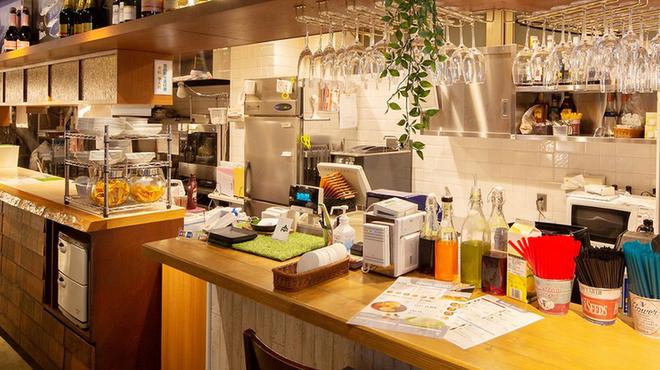 肉 海鮮 チーズ 北海道バル MOUMOU - メイン写真: