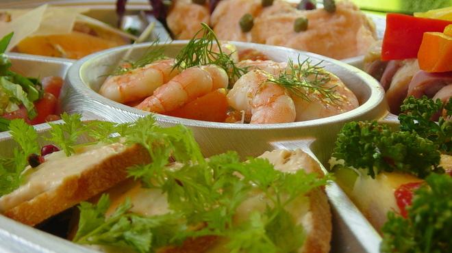 イタリア地中海料理