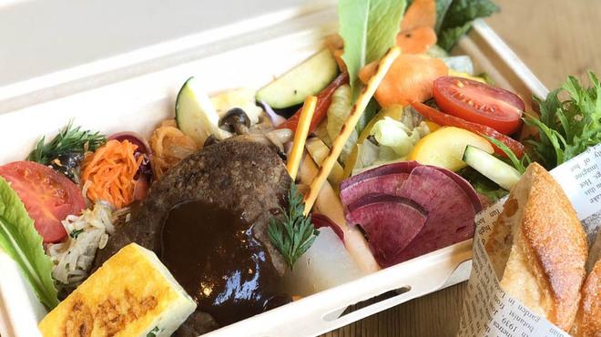 奈良食堂 - 料理写真: