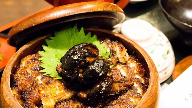 うな富士 - 料理写真: