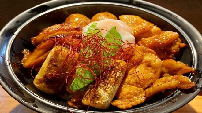 秋田比内地鶏生産責任者の店 本家あべや - 料理写真: