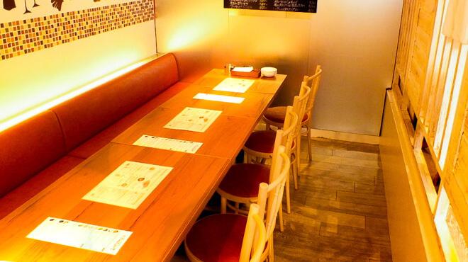 肉・海鮮・チーズ 北海道バル ほろほろ - メイン写真: