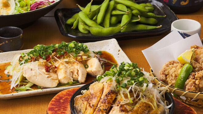 日本酒と地鶏の和バル 八鶴 - 料理写真: