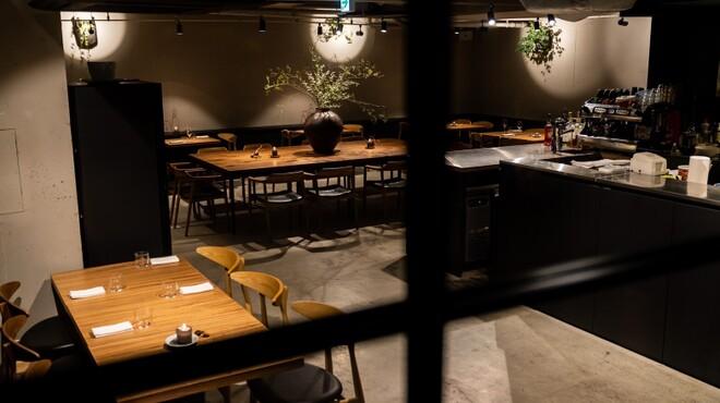 ジェルモーリオ - 料理写真:エントランスからの雰囲気