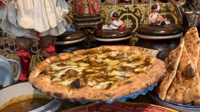 ピッツェリアブラチェリア チェザリ - 料理写真: