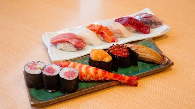 すし菊地 - 料理写真: