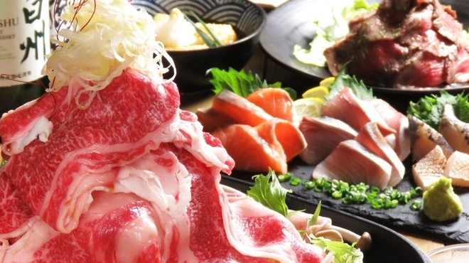 居酒屋 肉野菜巻き串 ばらかもん - メイン写真: