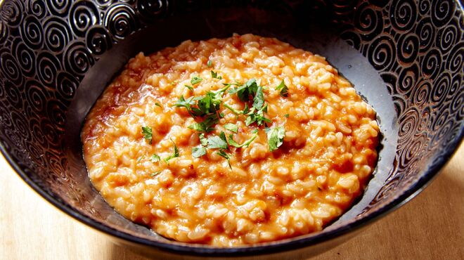 元祖トマトラーメンと辛麺とトマトもつ鍋 三味 - メイン写真: