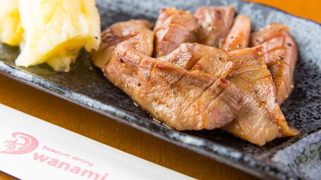freedom dining wanami - 料理写真: