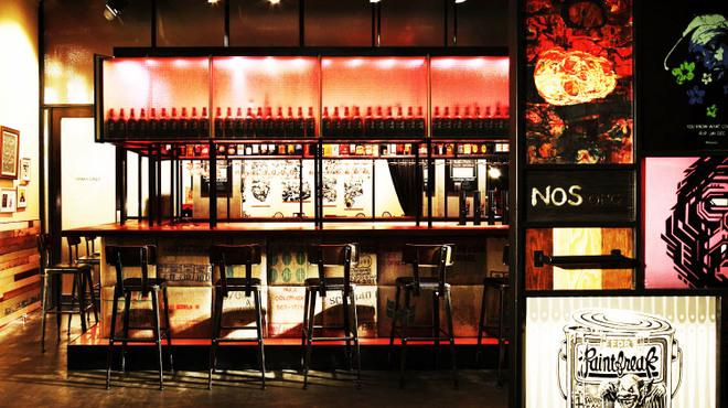 Bar & Dining NOS ORG - メイン写真: