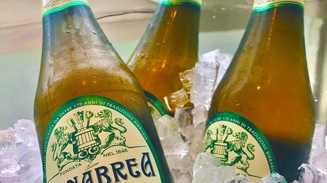 リストランテ カシーナ カナミッラ  - ドリンク写真:イタリアンビール