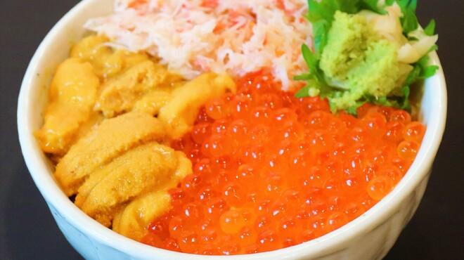 北海番屋 - 料理写真:【6/1(月)から】北海三味丼