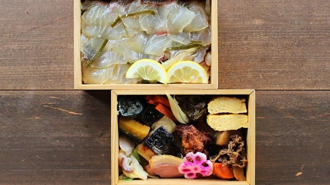 石塀小路 豆ちゃ - 料理写真: