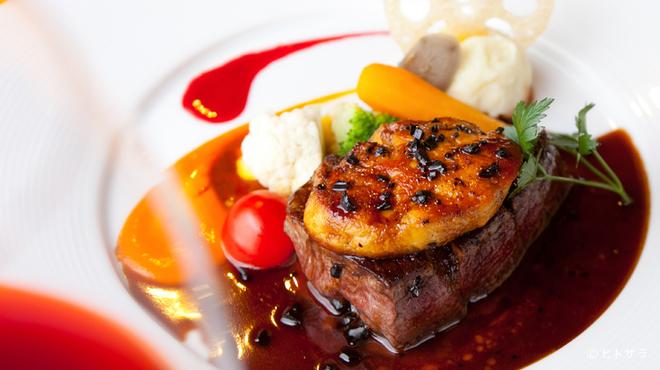 レスポワール・ドゥ・カフェ - 料理写真:特別な日にフルコースのお食事はいかがですか