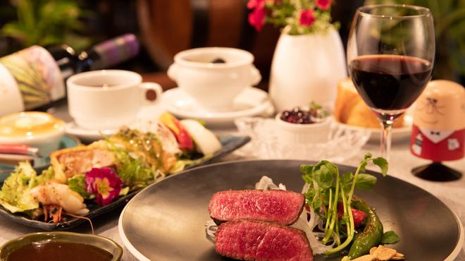 神戸ステーキ メリカン - みなと元町/ステーキ [食べログ]