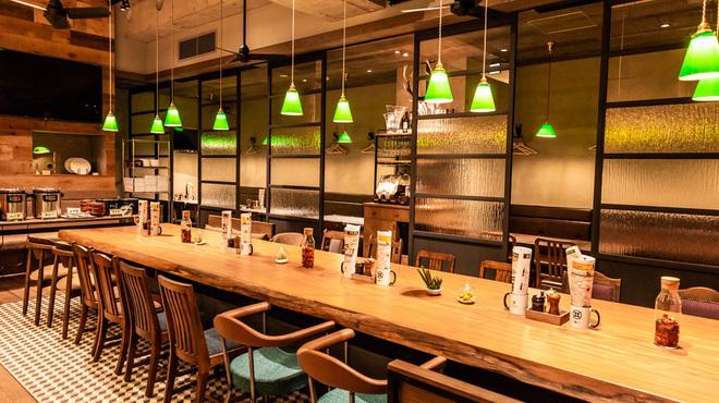 燻製 鉄板焼 クラフトビール MOKU - メイン写真: