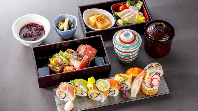 SHARI THE TOKYO SUSHI BAR - メイン写真:
