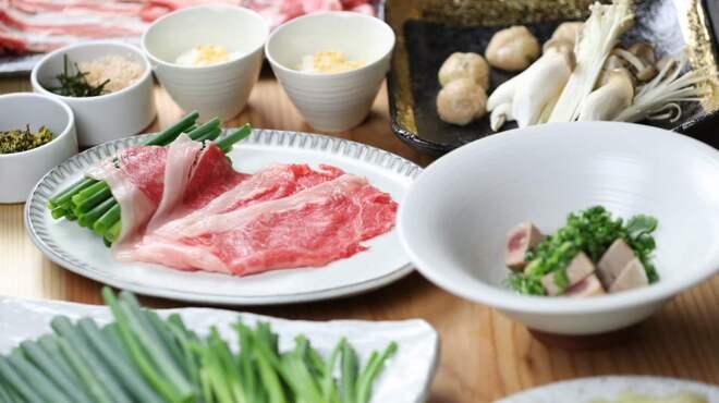 ねぎ鍋専門店はるいち - メイン写真: