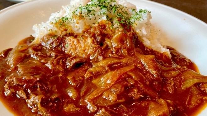 ソルビバ - 料理写真:【ディナー限定】自家製ハヤシライス