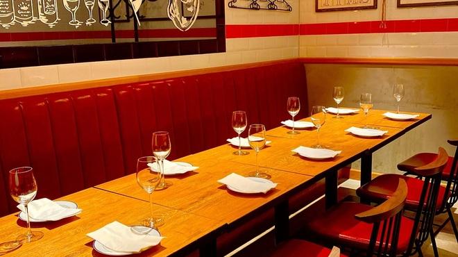 ラ・ブーシェリー・エ・ヴァン 肉屋のワイン食堂 - メイン写真: