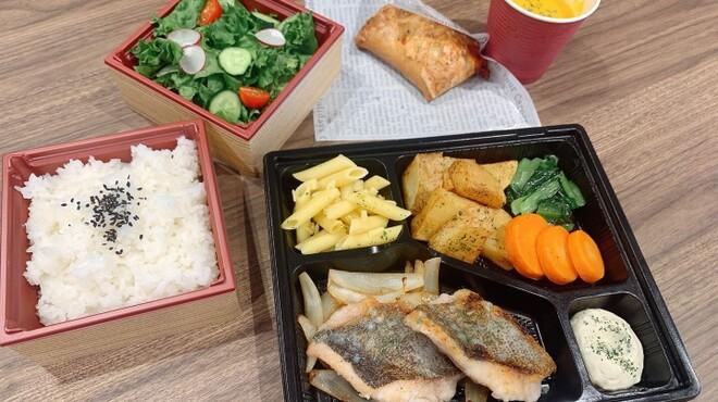 座・ガモール クラシック 鴨台食堂 - 料理写真: