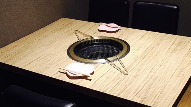 大阪屋 - 内観写真: